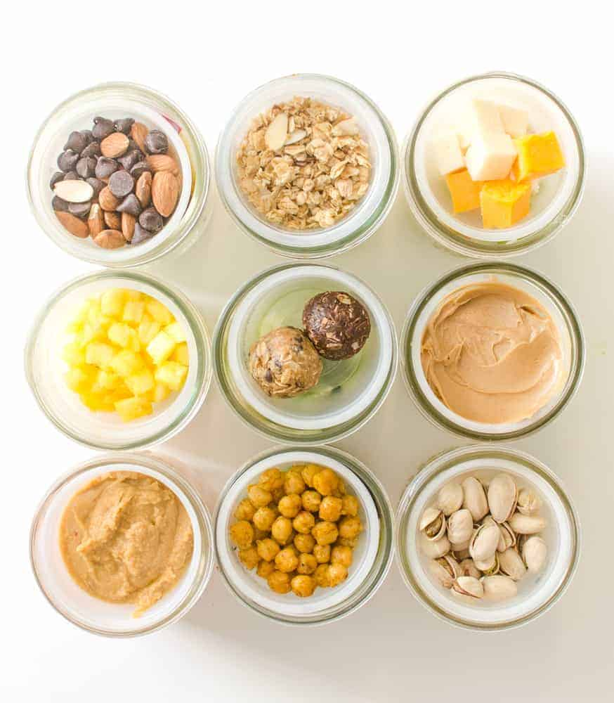 Image of Protein-Filled Partners for These Healthy Snacks