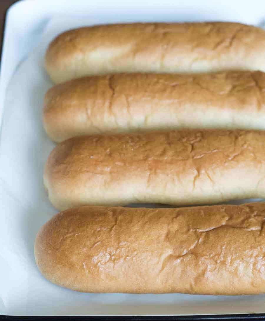 Homemade Subway Bread Recipe