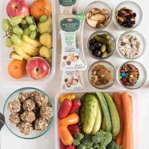 Easy After School Snacks for Busy Families