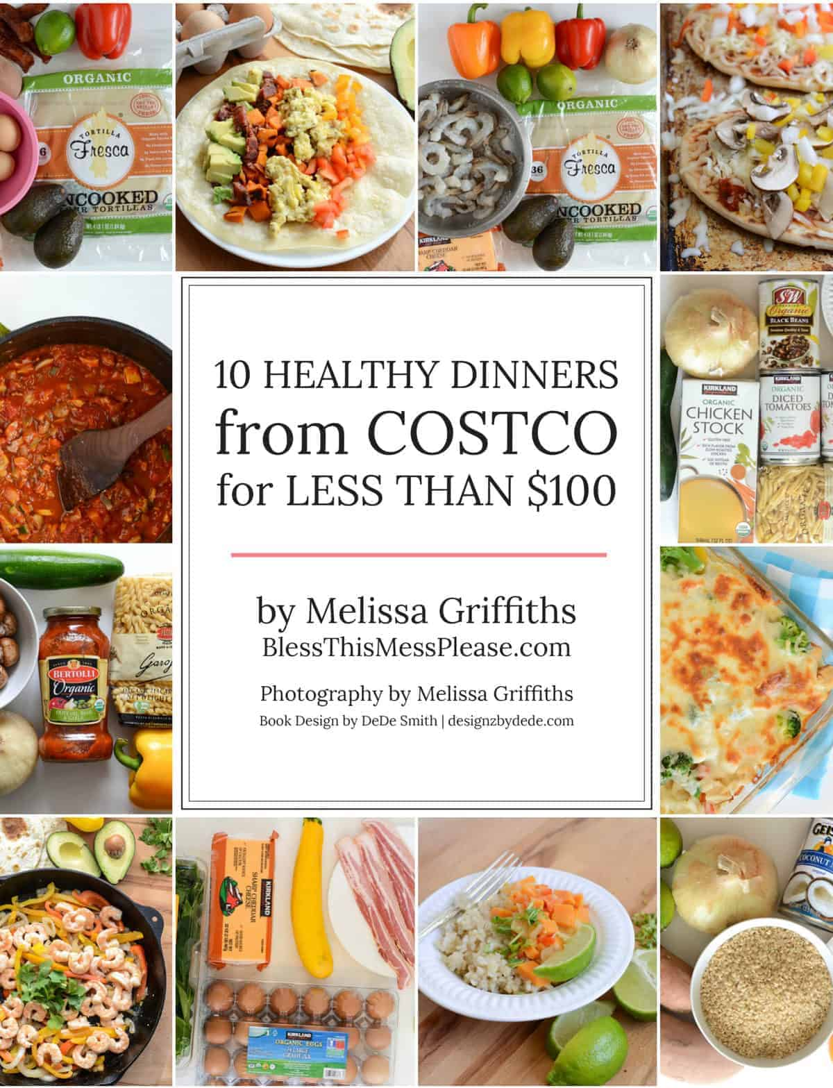 10 Healthy Dinners from Costco for Less Than $100