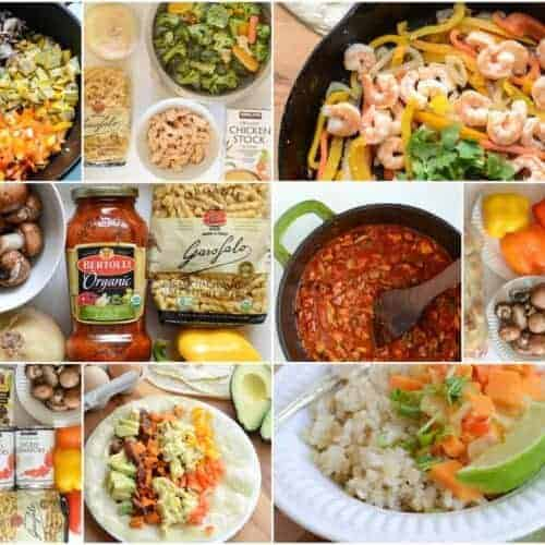10 Healthy Dinners from Costco for Less Than $100!