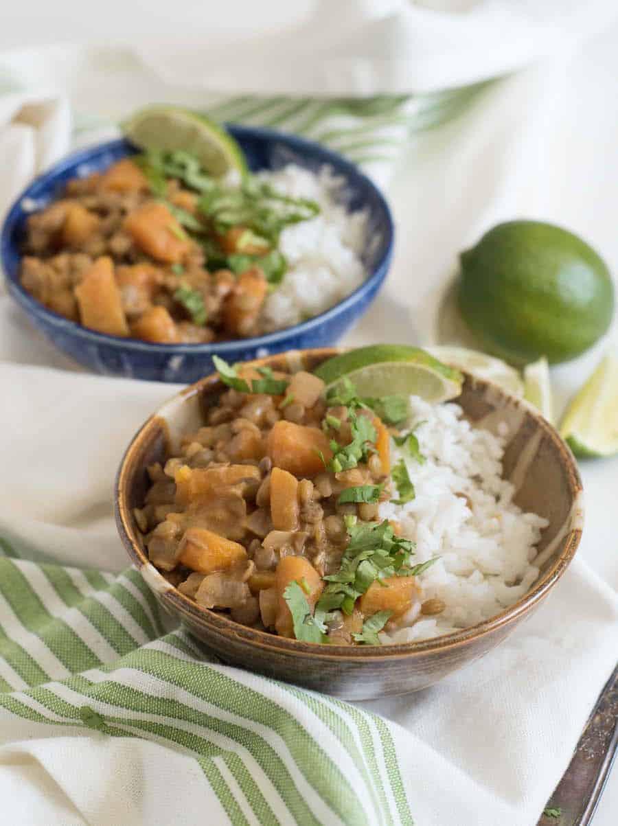 Lentil and Butternut Squash Curry   Butternut Squash Recipe