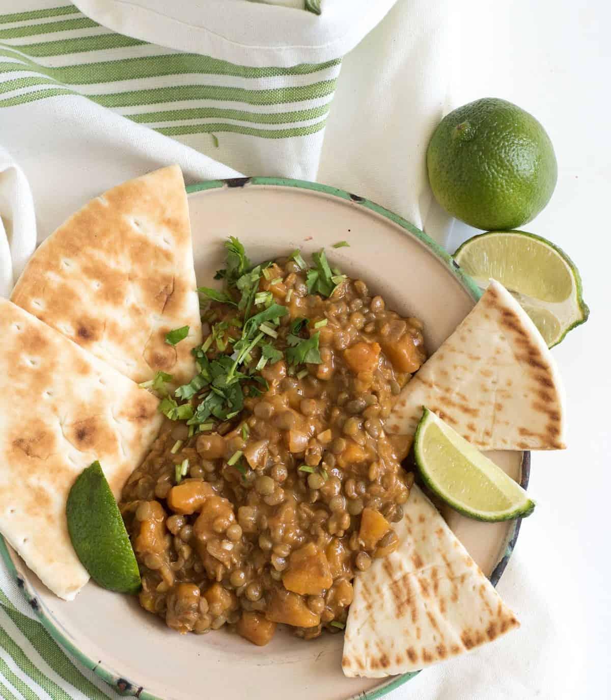 Lentil Curry Image