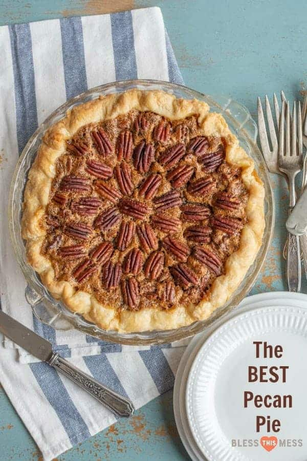 The best pecan pie recipe is made with a secret ingredient that you have in your kitchen right now - browned butter!