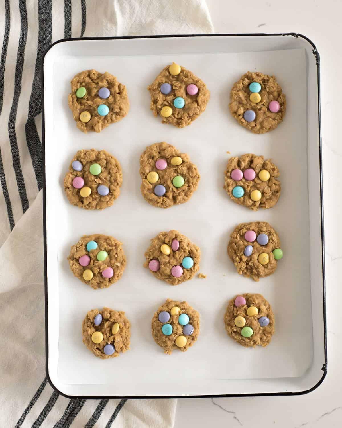 Easy Homemade Oatmeal Cookies