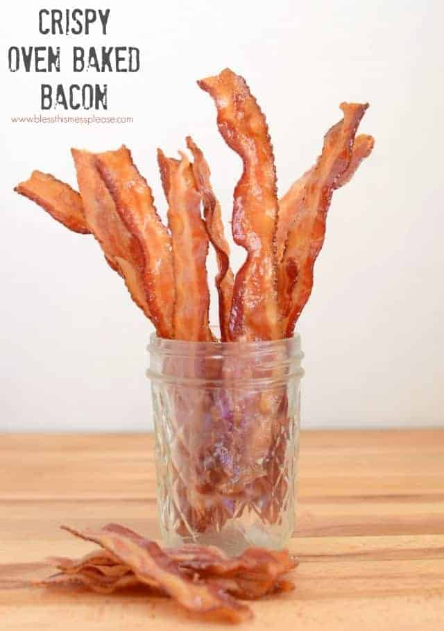 Baking Bacon in the Oven | Easy Recipe for Crispy Bacon