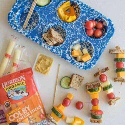 6 Sandwich-on-a-Stick Lunch Box Ideas