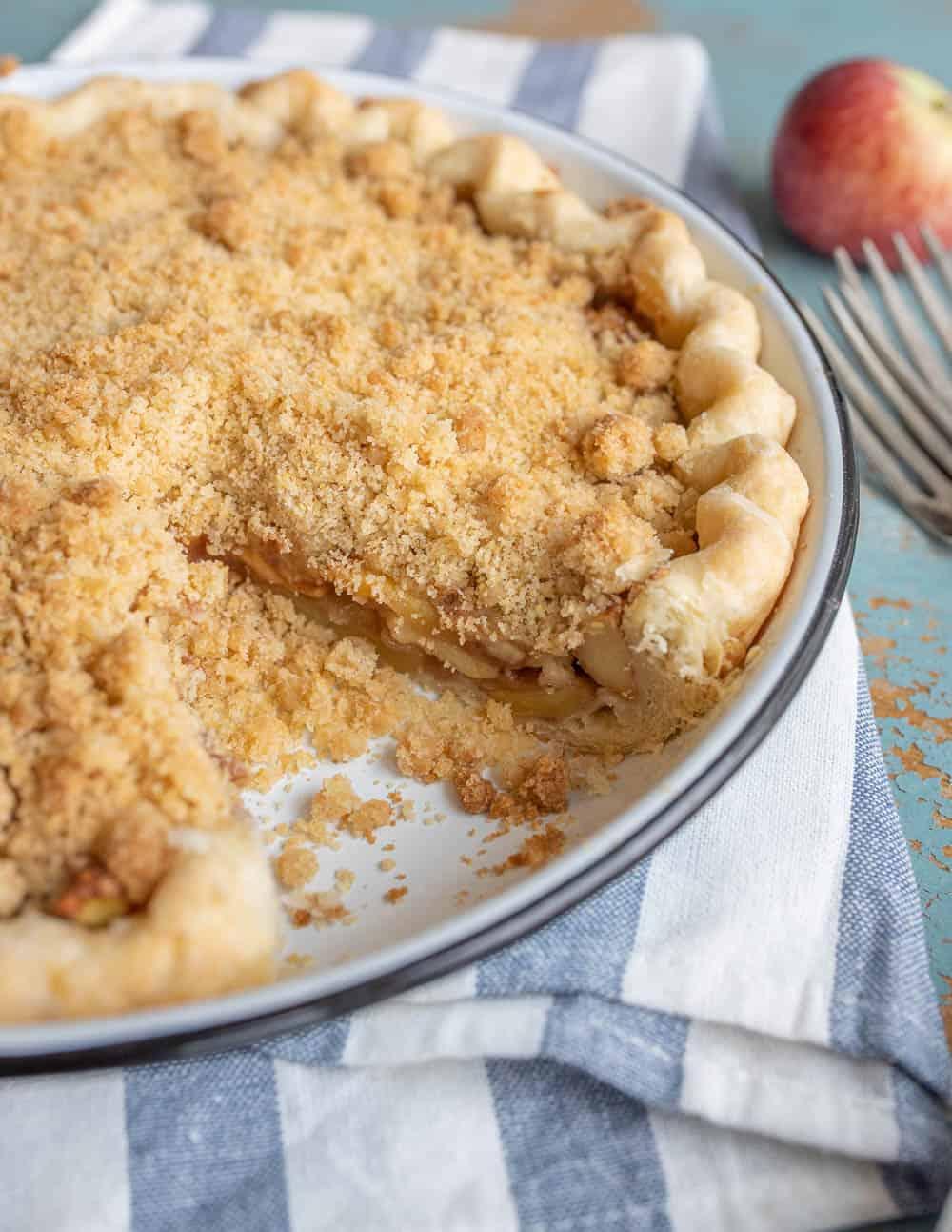 Dutch Apple Pie Recipe   How to Make The Best Apple Pie