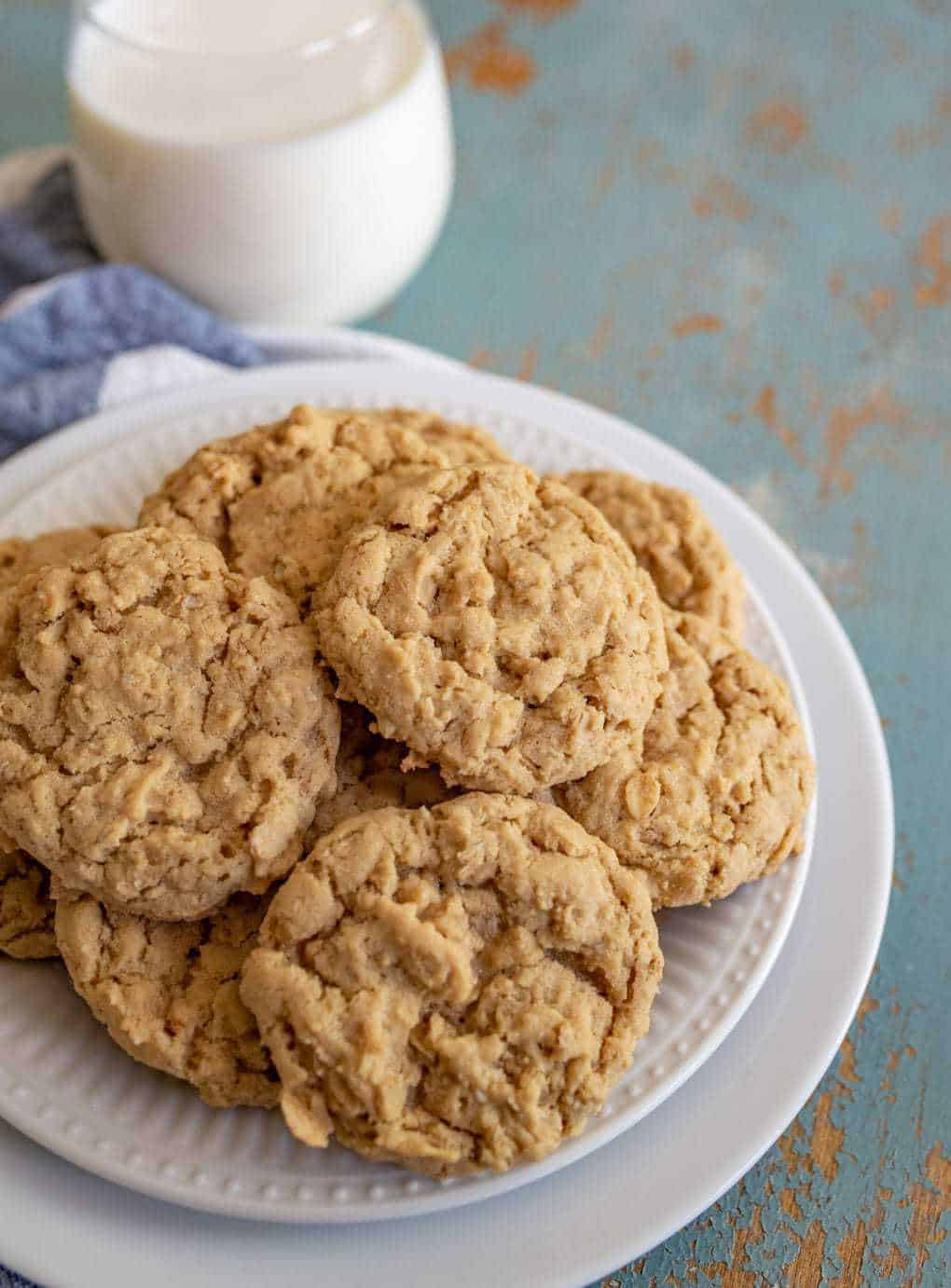 Easy Kid-Approved Oatmeal Cookie Recipe