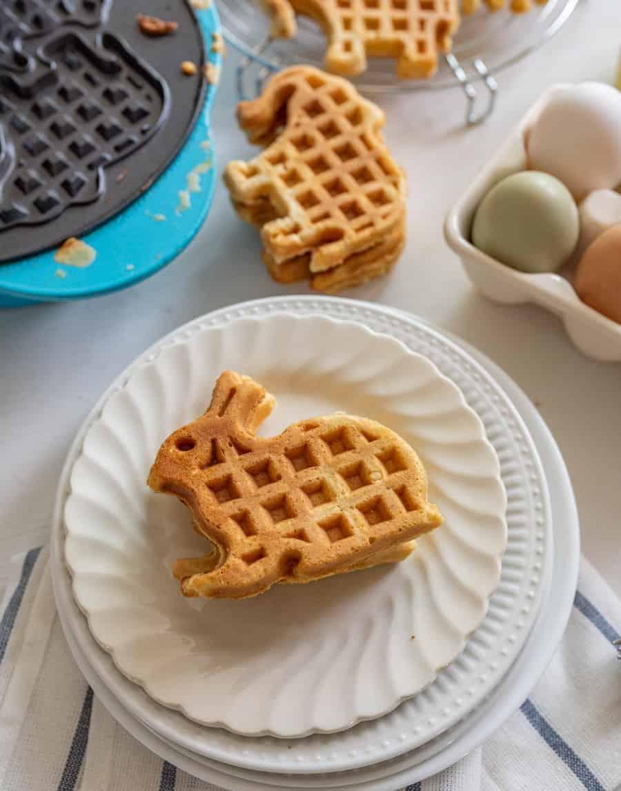 Best Homemade Whole Wheat Waffles Recipe