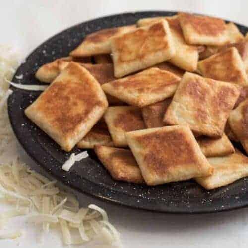 Fathead Cracker Recipe (Grain-Free)