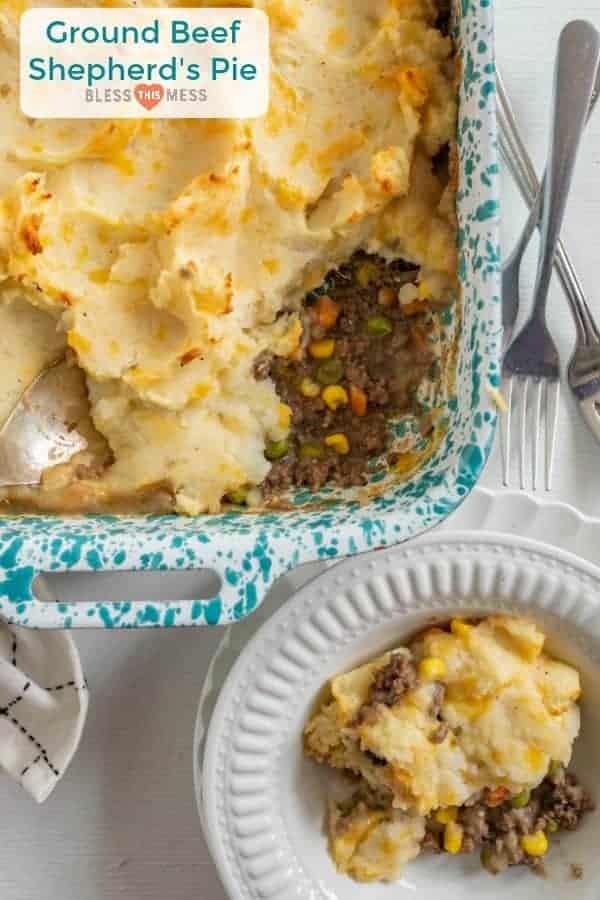 Homemade Beef Shepherds Pie Recipe   How to Make Shepherds Pie