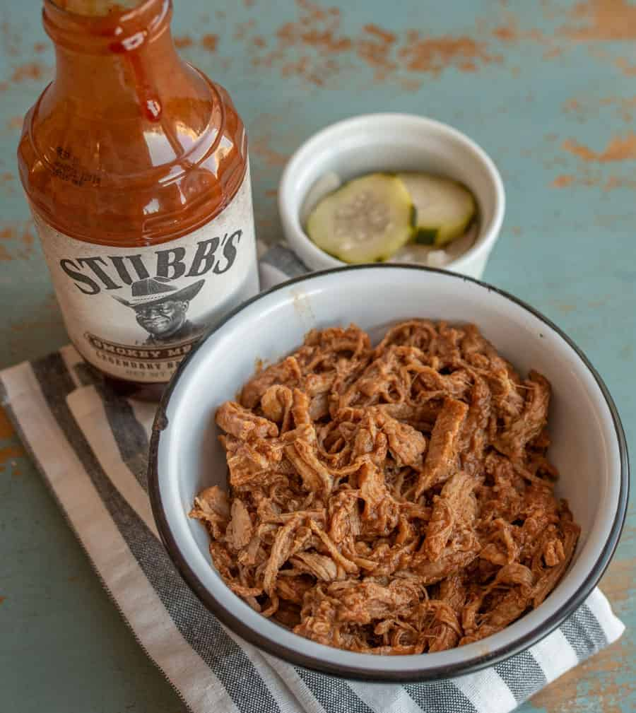 This classic barbecue pulled pork recipe is about to amplify your kitchen game. With a few simple ingredients tossed into the Crock Pot, you'll have smoky, indulgent BBQ Pork Tenderloin in just about 4 hours--or less!