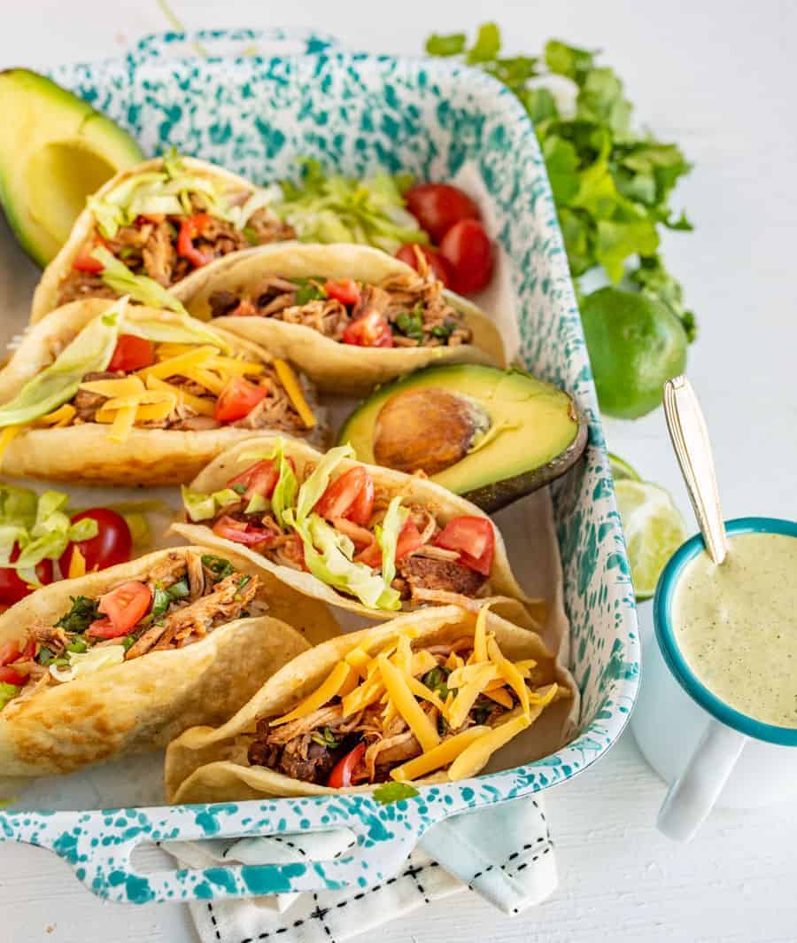 Sometimes you just want a taco that has a crunch with every bite, and these homemade hard corn taco shells are sure to bring all your crunchy, crisp taco dreams to life.
