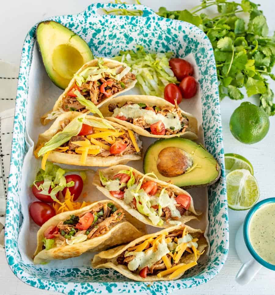 Homemade Hard Corn Taco Shells - Make the BEST Tacos Ever!