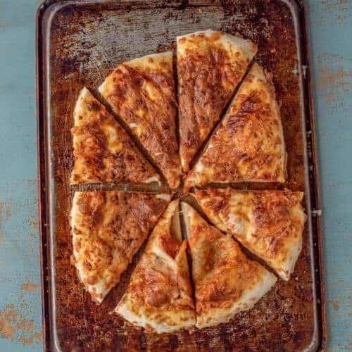 Amazing No-Knead Refrigerator Pizza Dough
