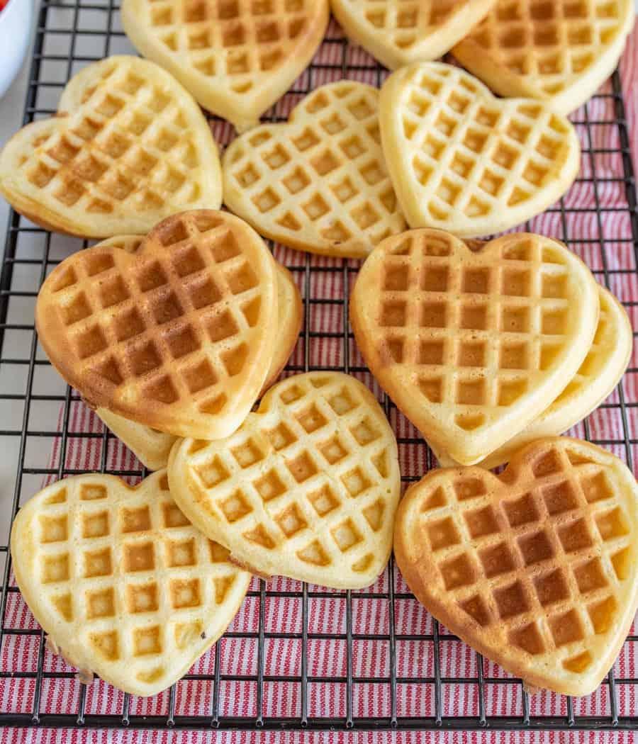 The Best Classic Waffle Recipe