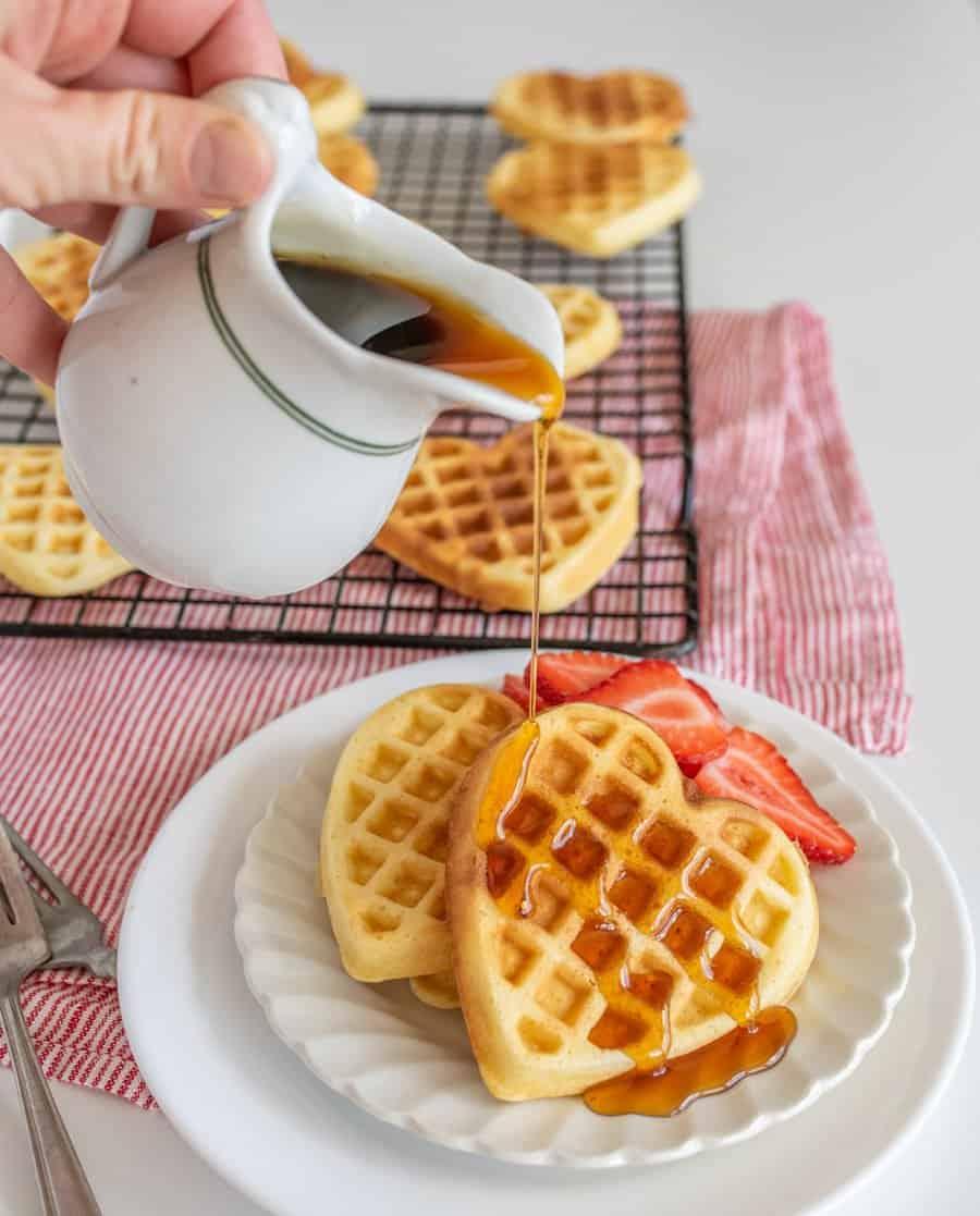Easy Classic Waffle Recipe