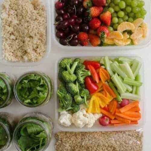 3 Tips for Making Meal Prep EASY!