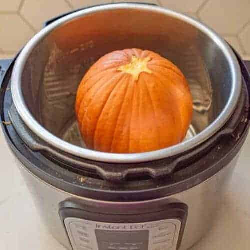 How to Cook Pumpkin in the Instant Pot
