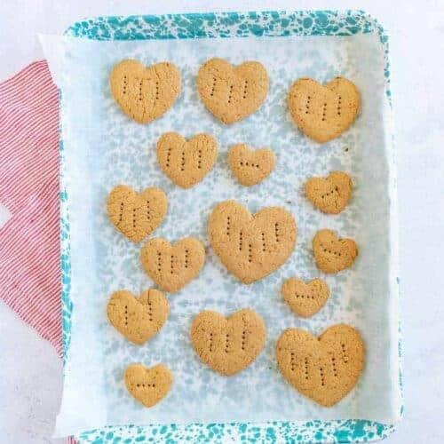 Easy Homemade Graham Crackers