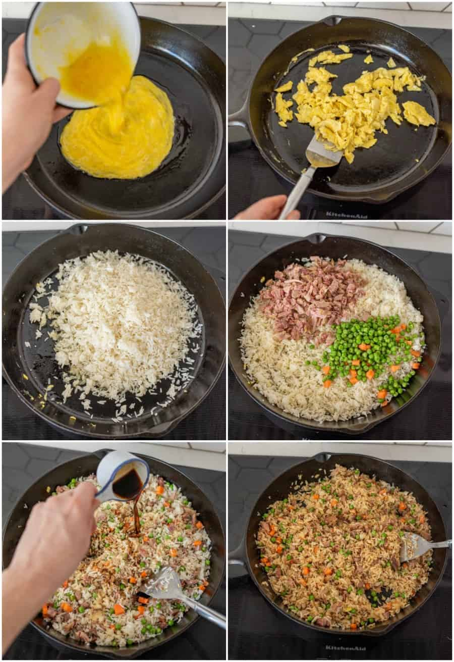 Easy Fried Rice Recipe  How to Make Homemade Fried Rice
