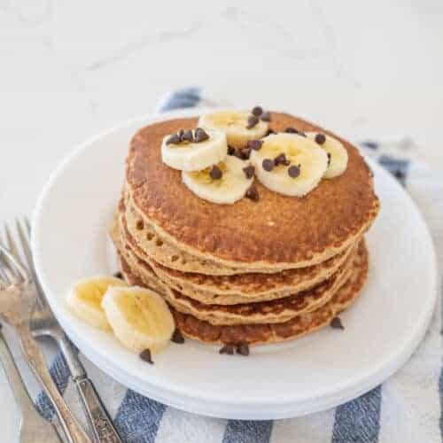 Healthy Banana Pancake Recipe