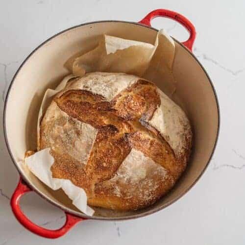 My Favorite Go-To Sourdough Bread Recipe
