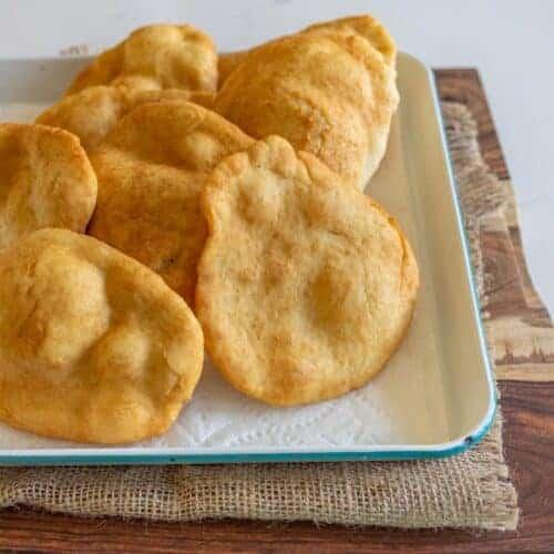 Homemade Fry Bread Recipe