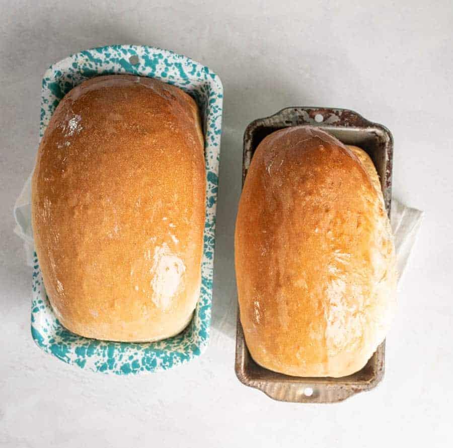 Jolyn's Extra Soft White Bread Recipe