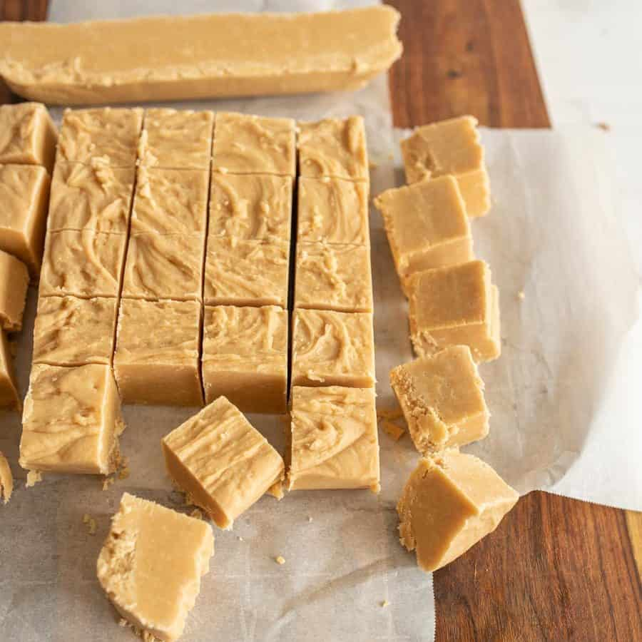 Beth's Easy Peanut Butter Fudge