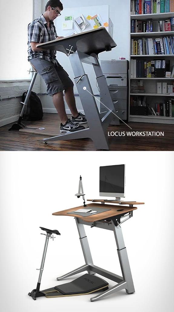 Healthier Workstation