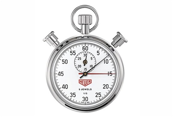 TAG HEUER STOPWATCH