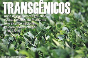 Monsanto est le champion des OGM
