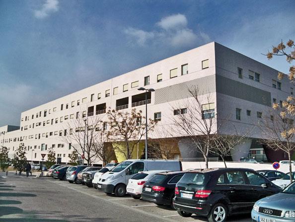 Hôpital Henri Duffaut Avignon