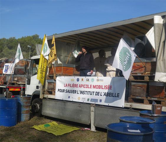 la filière apicole mobilisée pour sauver L'ITSAP