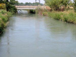 l'eau des canaux irrigue la Provence