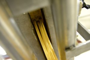 Biovence et les spaghettis