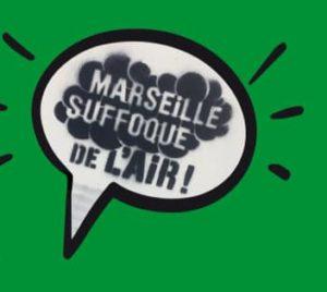 Marseille suffoque à cause des paquebots