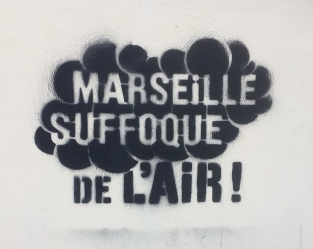 Marseille suffoque, de l'air