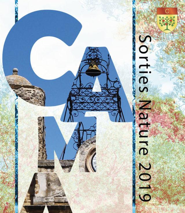 Sortie nature à Camaret-sur-Aygues 84)