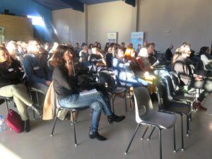 Forum d'Agrilocal 84, l'assistance
