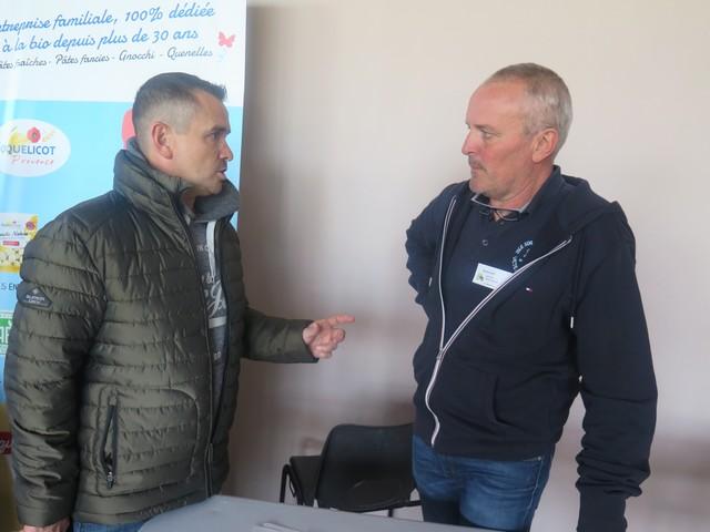 Forum d'Agrilocal à Mérindol
