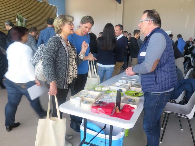 Forum d'Agrilocal 84 et rencontres entre producteurs et chefs de cuisine