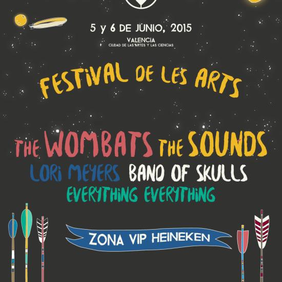 Festival de Les Arts Pro 2015