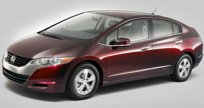 Honda Fcx Clarity Greencarguide Co Uk Electric Cars And Hybrid