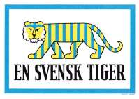 Tigern: Bertil Almqvist/Beredskapsmuseet
