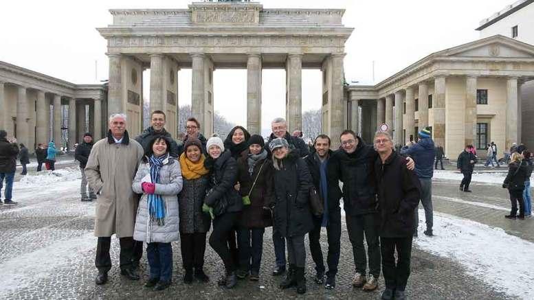 Grüne Woche 2016 – Journalisten aus aller Welt zu Gast in Berlin.