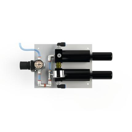 BLICK INDUSTRIES Dual Vacuum Generator Kit