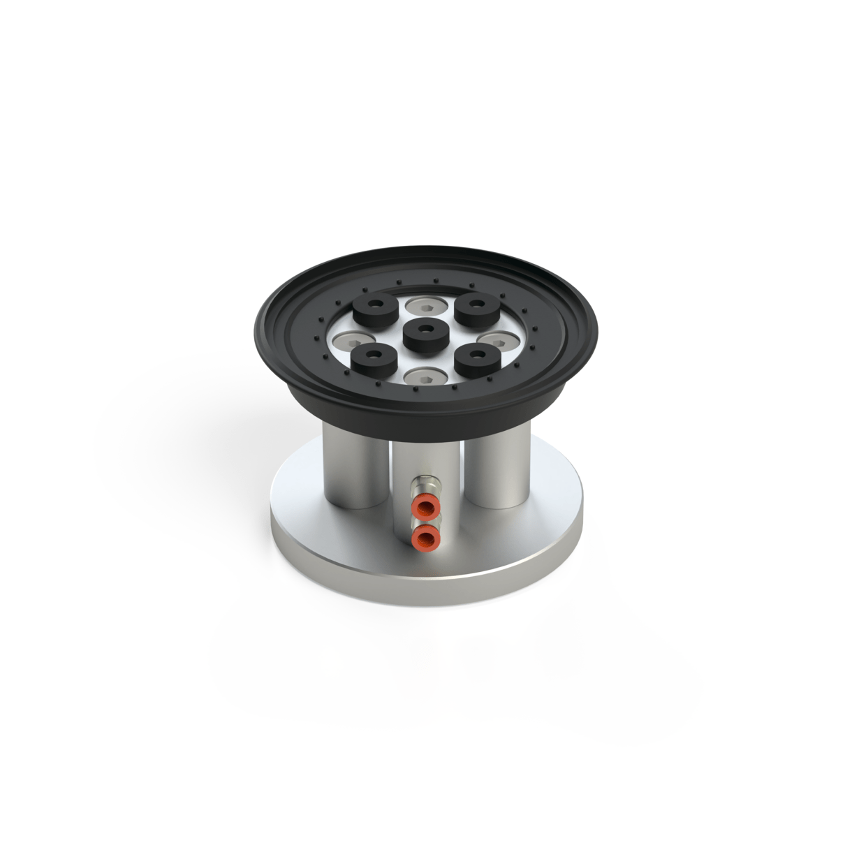 160 mm Round Suction Cup (glass) by BLICK INDUSTRIES
